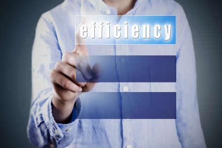 efficiency photo