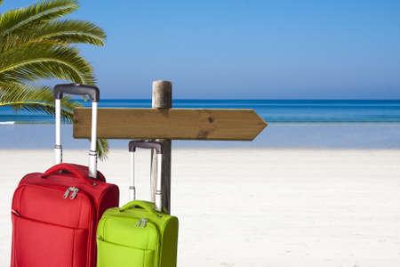Vakantiereizen Stockfoto - 20593843