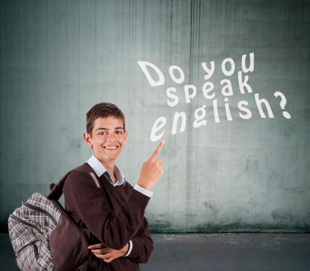 noting if you speak English student photo