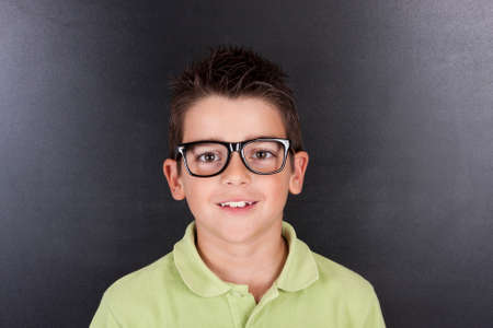 child in school Stock Photo - 22922349