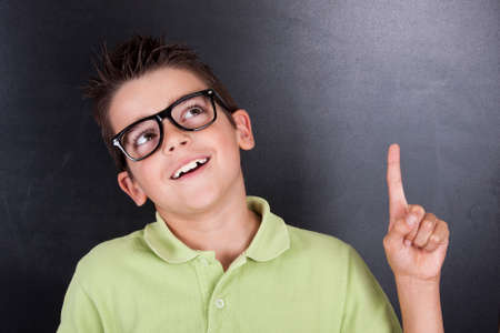 child in school Stock Photo - 22922352