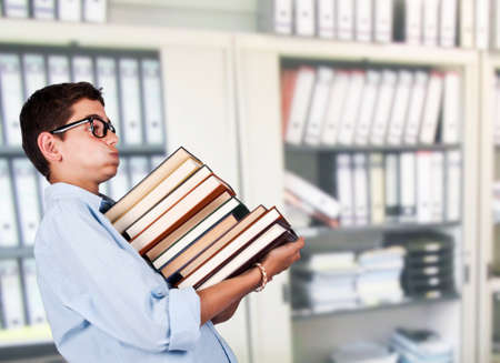 trabajo: personas que trabajan en la oficina