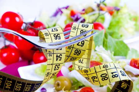 Tape bodem plantaardig voedsel gezonde voeding Stockfoto - 24997653