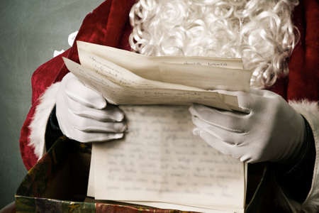 st claus: Santa Claus Stock Photo