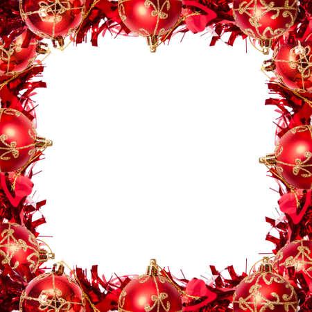 red christmas lights: Christmas decoration