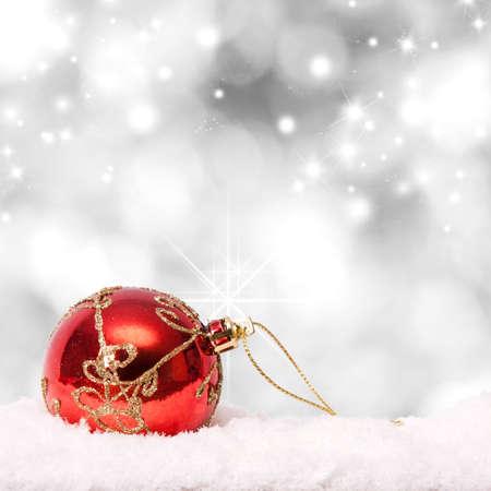 Kerst versiering Stockfoto - 34178895