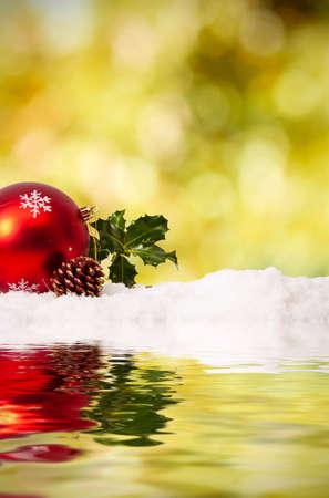 christmas background Imagens