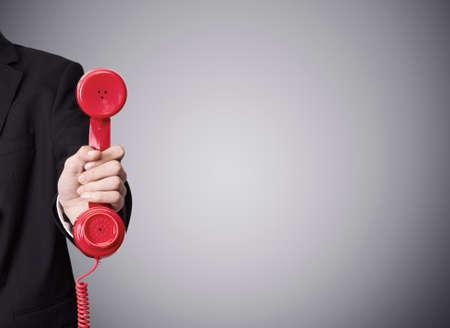 e survey: hand and phone