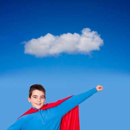 prepared: prepared young, Superman