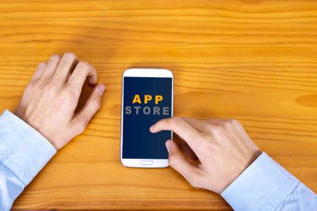app store: app store