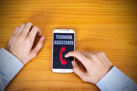 haushaltshilfe: durch den technischen Support zu