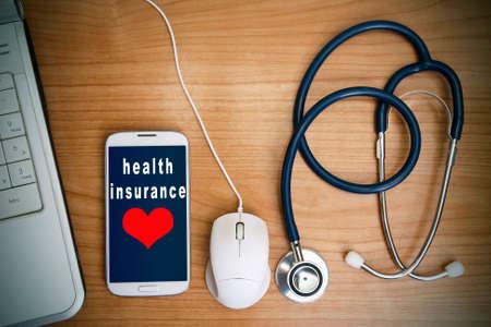 sjukförsäkring och hälsovård