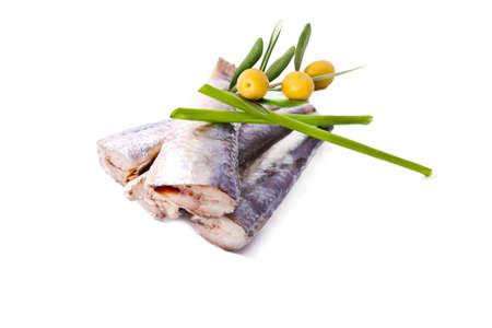 sardinas: sardinas preparadas aislados