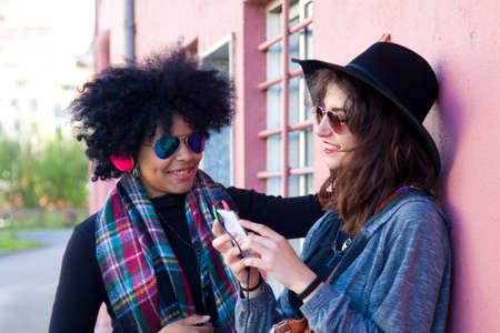 beat women: listening to music on the street