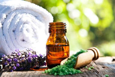 spa and alternative natural medicine