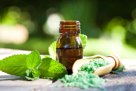 essences: spa and alternative natural medicine