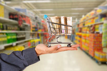 compulsive shopping: concept of domestic purchases and finance