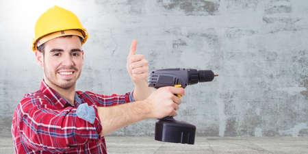 construction worker professional, builder