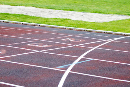 sport athletics track, meta