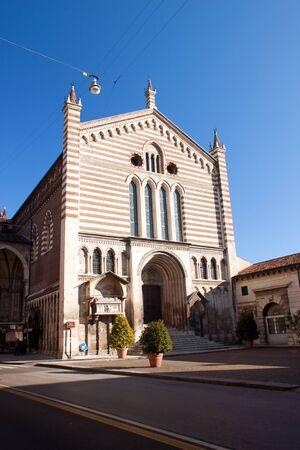 Chiesa di San Fermo Maggiore, Verona, Veneto Italia