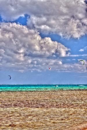 alam: Beach view of Marsa Alam Red Sea tonemapped, Egypt
