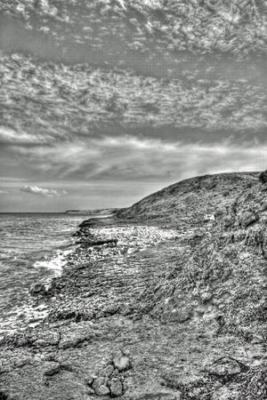 Beach view di Marsa Alam Mar Rosso, Egitto