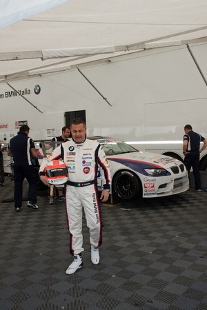 motorsport: race car driver, Rally of Monza, Monza, Italy