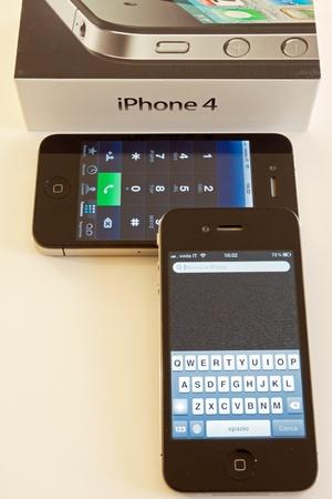 Pair of phone case