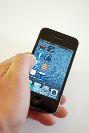 Applicazioni del telefono touch screen