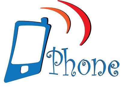 mobile phone - phone Vector