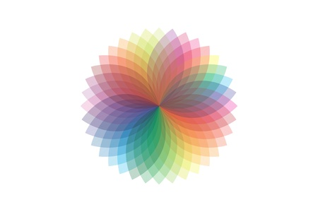 sharp curve: spectrum spirograph