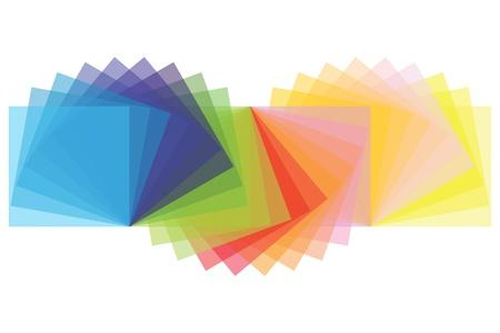 digital printing: Spirograph