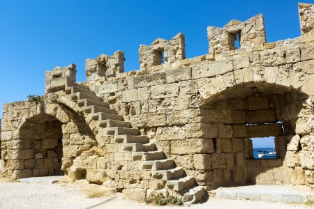 Porto di Rodi, Isola di Rodi - Grecia