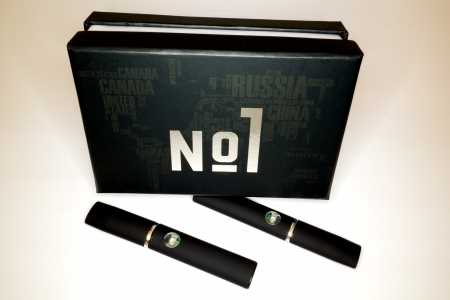 model of electronic cigarette photo