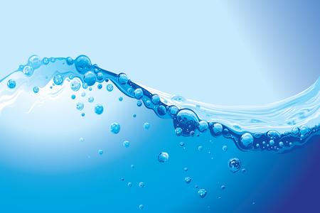El agua de fondo