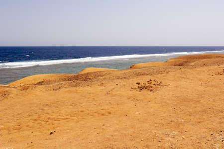 marsa: Red Sea - Marsa Alam - Egypt Stock Photo