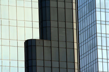 charlotte: Colored Glass; Charlotte Office Buildings