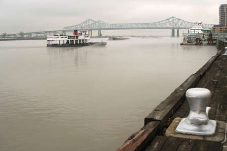 New Orleans harbor photo