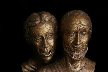 John and Peter, Easter surprise Reklamní fotografie