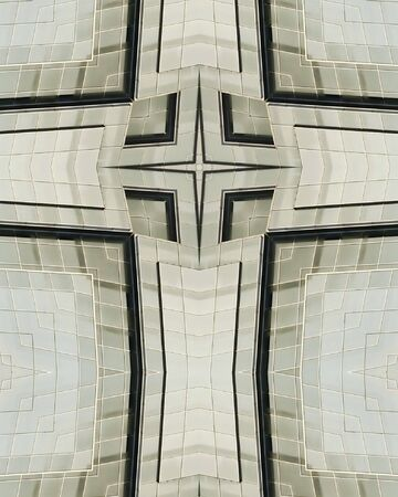 kaleidoscope cross:  One Wachovia Center windows10