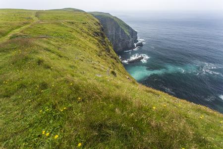 海岸に沿って、ケープ セント Mary トレイルします。