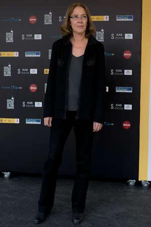 screenwriter: SIVIGLIA, SPAGNA, 10 novembre: Susi Sanchez frequentano il photo call prima della conferenza stampa del film sul web -10,000 notti durante X-over Siviglia European Film Festival (SEFF) a Siviglia, Spagna. Editoriali