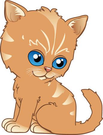 Kitten Stock Vector - 2335197