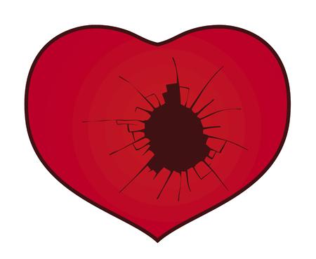 infarctus: Coeur bris�