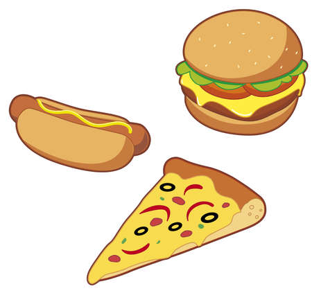 infarctus: Fast food