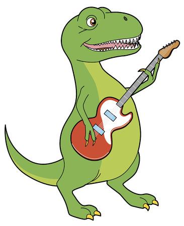 Tyrannosaurus rocher