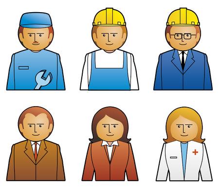 rigger: Set job icons 1
