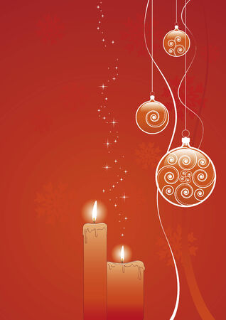 Christmas background Stock Vector - 3633058