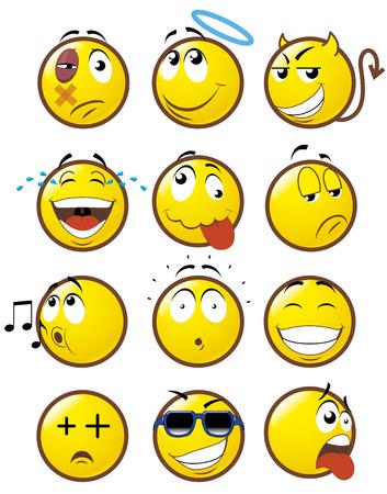 laughs: Emoticons 1