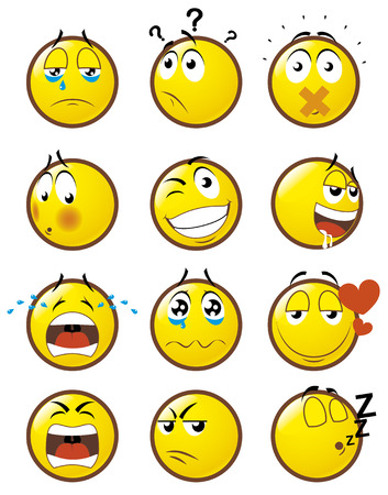 interrogation: Emoticons 2